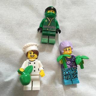 Lego - レゴ 3体セット ミニフィグ