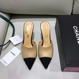 Dior - 美品 シャネルハイヒール