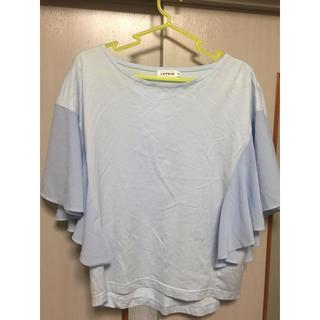 レプシィム(LEPSIM)のレプシィム カットソー Tシャツ(Tシャツ(半袖/袖なし))