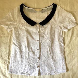 イエナスローブ(IENA SLOBE)のイエナスローブ  ブラウス シャツ レディース(シャツ/ブラウス(半袖/袖なし))