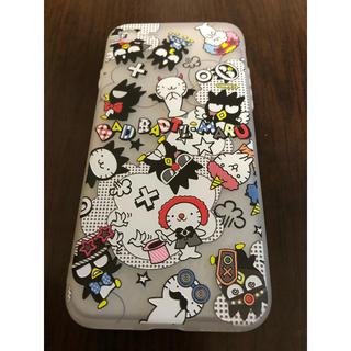 サンリオ - バッドばつ丸 スマホケース iPhone7・8