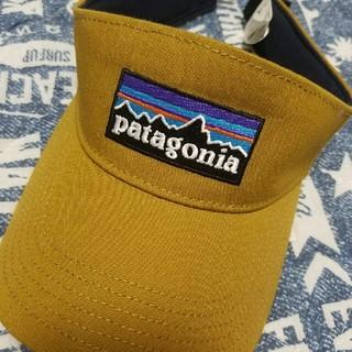 patagonia - パタゴニア サンバイザー