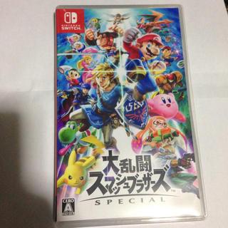 Nintendo Switch - 大乱闘スマッシュブラザーズスペシャル