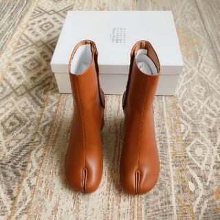 Masion Margiela ブーツ 足袋37 (ローファー/革靴)