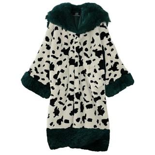 パメオポーズ(PAMEO POSE)の新品 PAMEO POSE Dalmatian coat ダルメシアンコート(ロングコート)