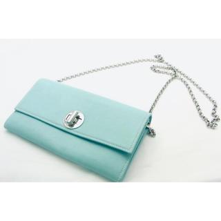 Tiffany & Co. - ティファニー 長財布 チェーンウォレット