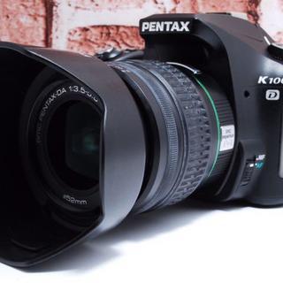 ペンタックス(PENTAX)の★初心者最適機種★PENTAX ペンタックス K100D(デジタル一眼)