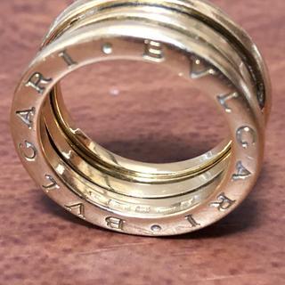 ブルガリ(BVLGARI)のBVLGARI B.Zero1 3バンドリング k18 52(リング(指輪))