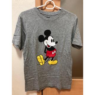 ユニクロ(UNIQLO)のユニクロ ミッキー Tシャツ XS(Tシャツ/カットソー(半袖/袖なし))