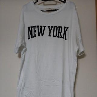 エイチアンドエム(H&M)のH&M メンズ Tシャツ(Tシャツ/カットソー(半袖/袖なし))