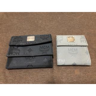 エムシーエム(MCM)のMCM 二つ折り財布 小銭入れ セット (折り財布)