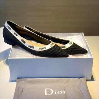 Dior - Dior フラットシューズ レディース靴新品パンプス