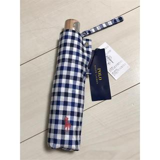 ポロラルフローレン(POLO RALPH LAUREN)のポロ ラルフローレン 折畳み傘 55cm(傘)