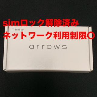 ANDROID - arrows U ブラック simロック解除済み
