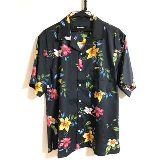 ジャックローズ(JACKROSE)のJACKROSE オープンカラーシャツ(シャツ)