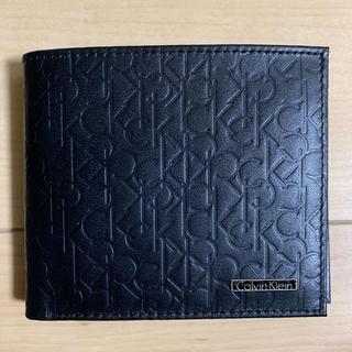 カルバンクライン(Calvin Klein)のカルバンクライン メンズ財布(折り財布)