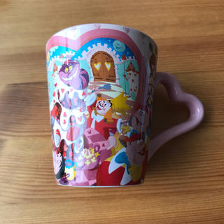 Disney - 【連休セール】不思議の国のアリス マグカップ