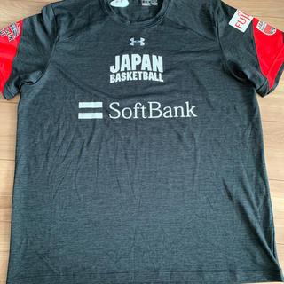 アンダーアーマー(UNDER ARMOUR)のバスケ 日本代表 レア 代表支給品 (バスケットボール)