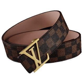 LOUIS VUITTON - 【Louis Vuitton】タイプ人気レザーベルト