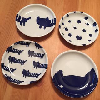 ツモリチサト(TSUMORI CHISATO)のツモリチサト 小皿セット(食器)
