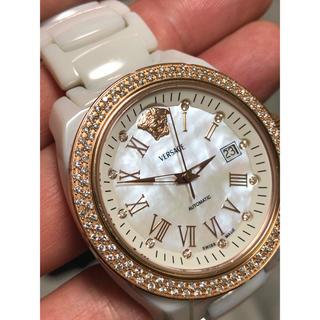 ヴェルサーチ(VERSACE)の幻の逸品!Versace ヴェルサーチの腕時計 dv one(腕時計(アナログ))