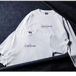ヨウジヤマモト(Yohji Yamamoto)のYOHJI YAMAMOTO×NEW ERA LS size3 国内完売商品(Tシャツ/カットソー(七分/長袖))