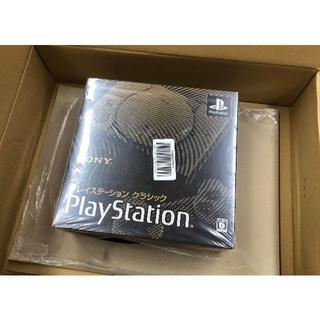 PlayStation - 新品 Playstation Classic プレイステーションクラシック.