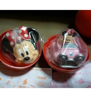 Disney - ディズニーリゾート カプセルトイ ミニーマウス