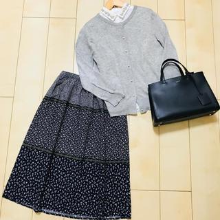 サマンサモスモス(SM2)のサマンサモスモス スカート(ひざ丈スカート)