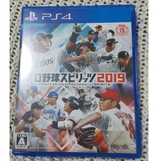 KONAMI - プロスピ2019 プロ野球スピリッツ2019 PS4版