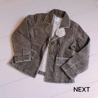 ネクスト(NEXT)のNEXT ネクスト ♡ ジャケット コート 海外子供服(ジャケット/上着)