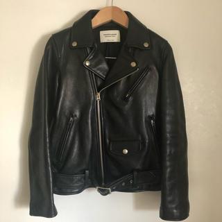 ビューティフルピープル(beautiful people)のbp vintage leather riders jacket(ライダースジャケット)