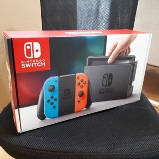 Nintendo Switch - 新品 任天堂スイッチ本体