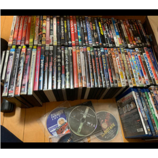 DVD 97枚(外国映画)