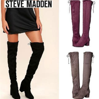 スティーブマデン(Steve Madden)のSteve Madden ニーハイブーツ(ブーツ)