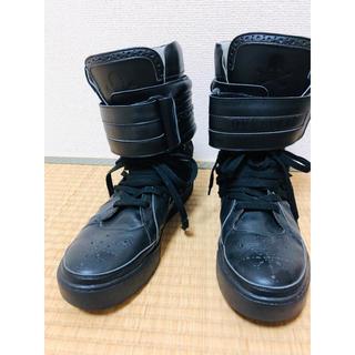 Roen - ROEN レオパード柄スニーカーブーツ