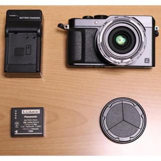 Panasonic - ルミックス DMC-LX100
