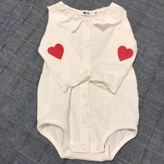 eaB - e-baby ロンパース 80サイズ