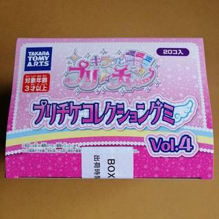 タカラトミー(Takara Tomy)のキラッとプリチャン プリチケコレクショングミ Vol.4 初回限定BOX特典付き(Box/デッキ/パック)