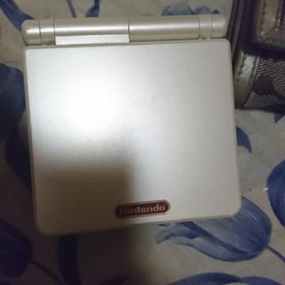 ゲームボーイアドバンスSP ファミコンカラー(携帯用ゲーム機本体)