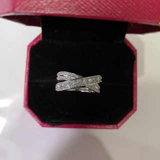 カルティエ(Cartier)のcartier 指輪 超希少美品(リング(指輪))