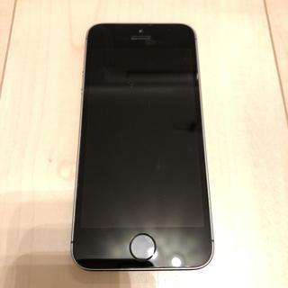 iPhone - iphone アイホン 5S 本体 ブラック 16GB ソフトバンク