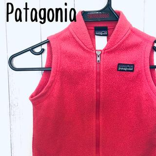 パタゴニア(patagonia)のPatagonia キッズ・ベビー用ベスト シンチラ 12M(ジャケット/コート)