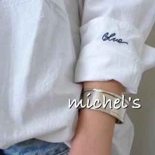 MADISONBLUE - MADISONBLUE HAMPTONシャンブレーシャツ 限定品