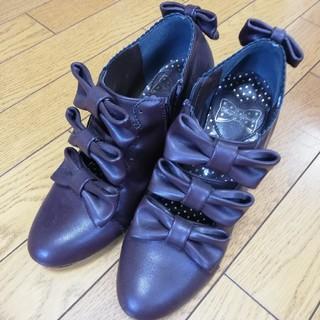アンジェリックプリティー(Angelic Pretty)のAngelic Pretty 靴 シューズ(ハイヒール/パンプス)