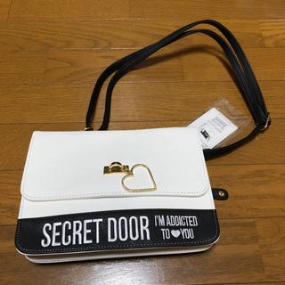 SECRET DOOR お財布ショルダー(ショルダーバッグ)