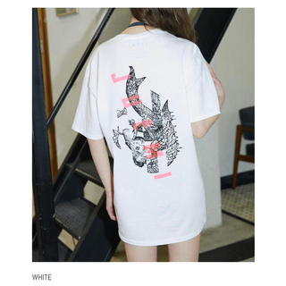 DRAGON FISH TEE (Juemi)