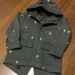 HYSTERIC MINI - 刺繍ジャケット110センチ♡