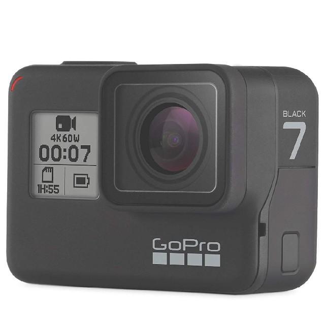 GoPro(ゴープロ)のGoPro HERO7 Black   スマホ/家電/カメラのカメラ(ビデオカメラ)の商品写真