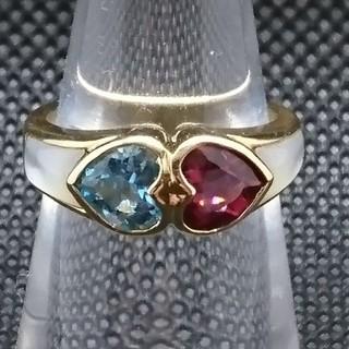 ポンテヴェキオ(PonteVecchio)のポンテヴェキオ  k18リング ハート (リング(指輪))